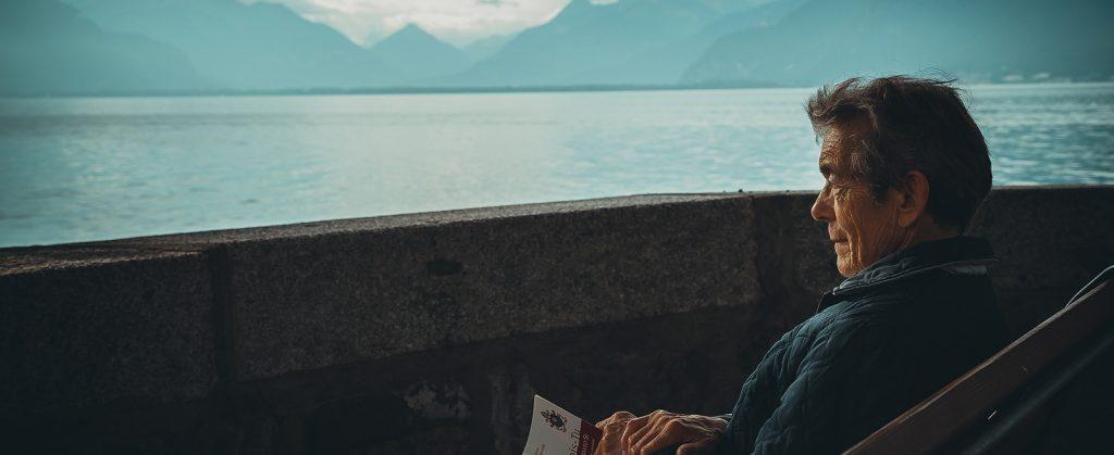starac uz more
